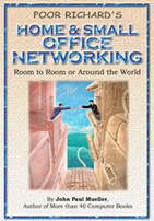 Cover image of Poor Richard's Home and Small Office Networking
